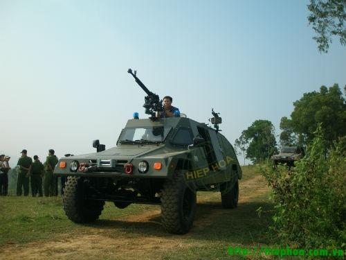 Xe chống đạn