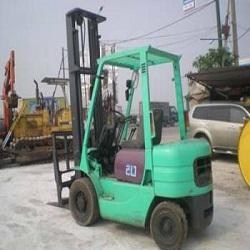 Xe nâng Diesel cũ Mitsubishi 2 tấn