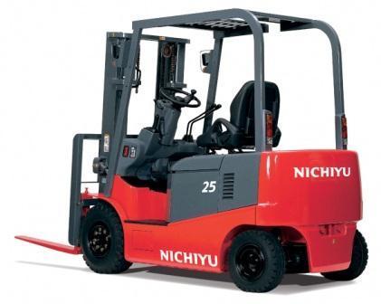 Xe nâng Nichiyu