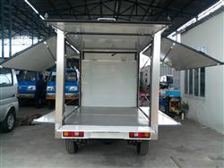 Xe tải bán tự động