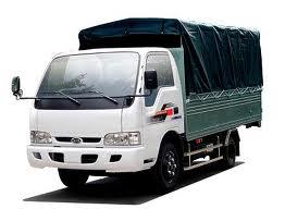 Xe tải thùng chở hàng