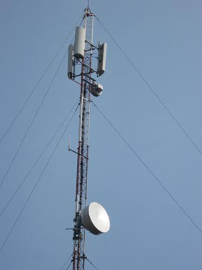 Xi mạ ngành viễn thông