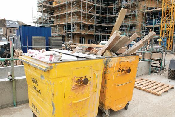 Xử lý chất thải xây dựng