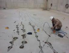 Xử lý kết cấu bê tông, xử lý nứt bê tông
