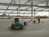 Xử lý sàn bê tông/hoàn thiện nền bê tông