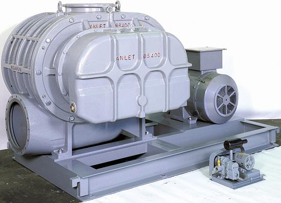Chế tạo máy thổi khí