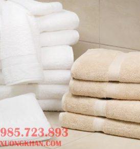 Khăn tắm khăn khách sạn cotton sợi tre xuất khẩu